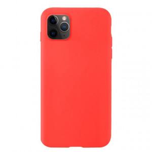 Силиконов гръб Soft Flexible Rubber - iPhone 11 Pro червен