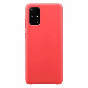 Силиконов гръб Soft Flexible Rubber - Samsung Galaxy A72/A72 5G червен