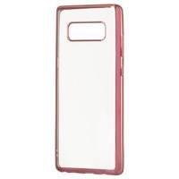 Тънък гръб с кант - Samsung Galaxy S9 розов