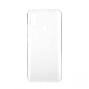 Ултратънък силиконов гръб 0.5mm - Xiaomi Redmi 9C / 9C NFC прозрачен