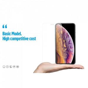 5D закален стъклен протектор MR. MONKEY Strong Lite- Xiaomi Redmi 9A / Redmi 9C / Redmi 9I / Redmi 9AT черен
