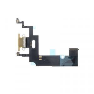 Charge Port Flex Cable EQ - iPhone XR жълт