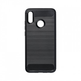 Гръб FORCELL Carbon - Huawei P Smart 2019 черен