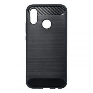 Гръб FORCELL Carbon - Huawei P20 Lite черен