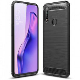 Гръб FORCELL Carbon - Oppo A31 черен