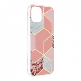 Гръб Forcell MARBLE COSMO - iPhone 12 Mini дизайн 02
