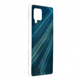 Гръб Forcell MARBLE COSMO - Samsung Galaxy A42 5G дизайн 10