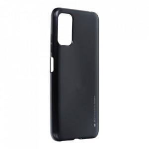 Гръб i-Jelly Mercury - Xiaomi Redmi Note 10 5G черен