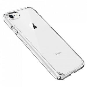 Гръб Spigen Ultra Hybrid 2 - iPhone 7 / 8 прозрачен
