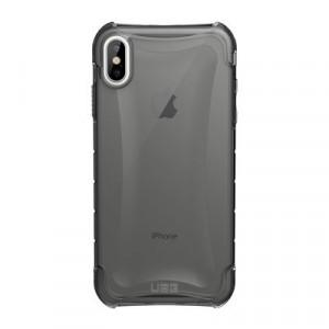 Гръб UAG Plyo - iPhone XS Max черен прозрачен