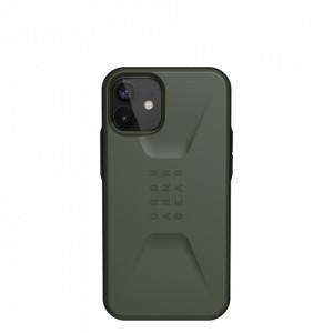 Гръб UAG Urban Armor Gear Civilian - iPhone 12 Mini маслиненозелен