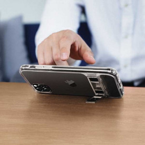 Гръб UNIQ Cabrio - iPhone 11 Pro Max прозрачен