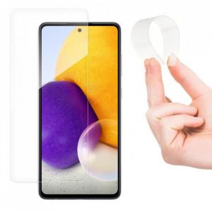 Гъвкав протектор от нано стъкло WOZINSKY пълно покритие - Samsung Galaxy A72/A72 5G