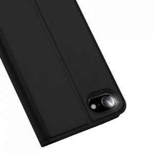 Калъф тип книга DUX DUCIS Skin Pro - iPhone 7 / 8 / SE 2020 черен
