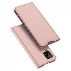 Калъф тип книга DUX DUCIS Skin Pro - Samsung Galaxy A42 5G розов