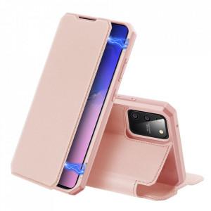 Калъф тип книга DUX DUCIS Skin X - Samsung Galaxy S10 Lite розов