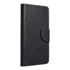 Калъф тип книга Fancy - Huawei Y7 2019 черен