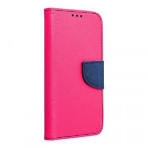 Калъф тип книга Fancy - iPhone 5 / 5s / SE розов