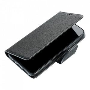 Калъф тип книга Fancy - Samsung Galaxy A22 5G черен