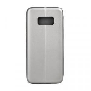 Калъф тип книга FORCELL Elegance - iPhone 7 / 8 сив