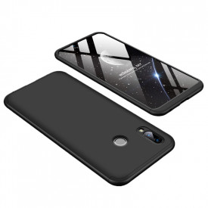 Калъф 360° GKK Full Body Cover (без стъкло) - Huawei Honor Play черен