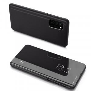 Огледален калъф тип книга Clear View - Samsung Galaxy Note 20 черен