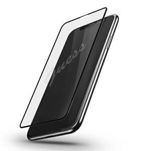 Оригинален стъклен протектор GUESS с магическо лого - iPhone 12/12 Pro