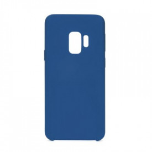 Силиконов гръб FORCELL Silicone - Samsung Galaxy S20 Ultra / S11 Plus тъмносин