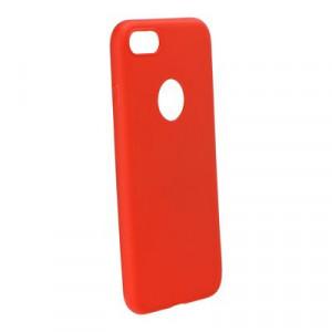 Силиконов гръб FORCELL Soft - iPhone 7 / - iPhone 8 червен
