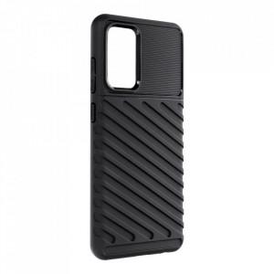 Силиконов гръб Forcell THUNDER - Samsung Galaxy A72/A72 5G черен