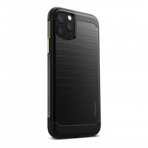 Силиконов гръб Ringke Onyx - iPhone 11 Pro Max черен (OXAP0019)
