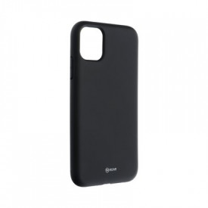 Силиконов гръб ROAR Colorful Jelly - iPhone 11 черен