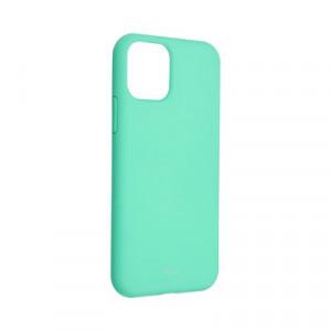 Силиконов гръб ROAR Colorful Jelly - iPhone 11 Pro мента