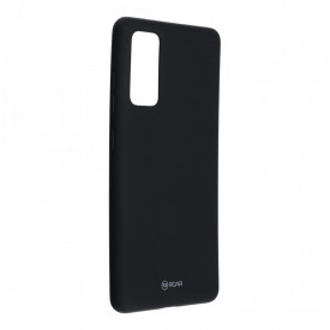 Силиконов гръб ROAR Colorful Jelly - Samsung Galaxy S20 FE / S20 FE 5G черен