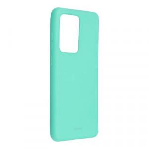 Силиконов гръб ROAR Colorful Jelly - Samsung Galaxy S20 Ultra мента