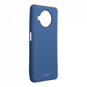 Силиконов гръб ROAR Colorful Jelly - Xiaomi Redmi Note 9 Pro 5G син
