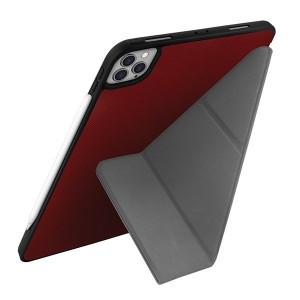 Трансформиращ се калъф UNIQ Transforma Rigor - iPad Pro 11'' 2020 червен