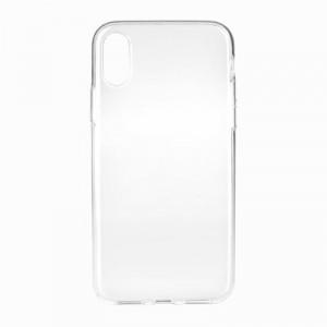 Тънък силиконов гръб 0.5mm - iPhone X