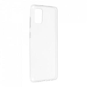 Тънък силиконов гръб 0.5mm - Samsung Galaxy A72 / A72 5G прозрачен