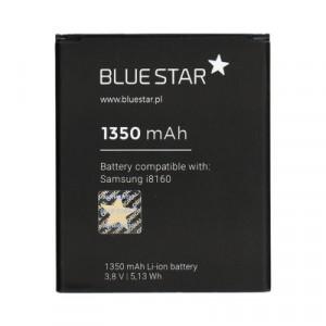 Батерия - Samsung Galaxy Ace 2 (I8160) / S7562 Duos / S7560 Galaxy Trend / S7580 Trend Plus 1350mAh Li-Ion BLUE STAR
