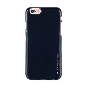 Гръб i-Jelly Mercury - iPhone XS Max (logo hole) - 6.5 черен