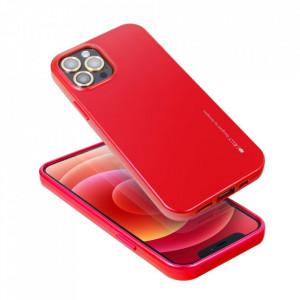 Гръб i-Jelly Mercury - Samsung Galaxy A02S червен
