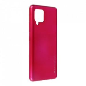 Гръб i-Jelly Mercury - Samsung Galaxy A42 5G розов