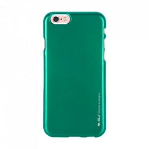 Гръб i-Jelly Mercury - Samsung Galaxy A71 5G зелен
