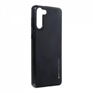 Гръб i-Jelly Mercury - Samsung Galaxy S21 Plus черен