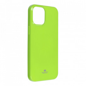 Гръб Jelly Mercury - iPhone 12 Pro Max лайм