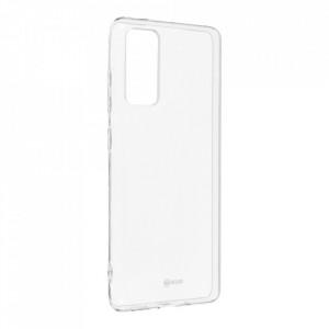 Гръб Jelly Roar - Samsung Galaxy S20 FE / S20 FE 5G прозрачен