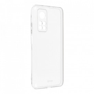 Гръб Jelly Roar - Xiaomi Mi 10T 5G / Mi 10T Pro 5G прозрачен