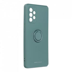 Гръб Roar Amber с държач - v Samsung Galaxy A72 5G / A72 зелен
