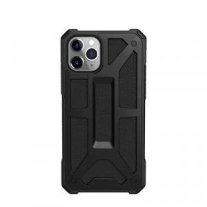 Гръб UAG Monarch - iPhone 11 Pro Max черен карбон